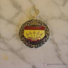 Militaria: ORDEN DE LA DIVISION AZUL, CATEGORIA PLATA, SIN CINTA. Lote 26270544