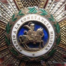 Militaria: ORDEN DE SAN HERMENEGILDO. PLACA. 1ª ÉPOCA DE FRANCO. Lote 26691759