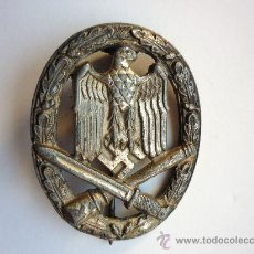 Militaria: PLACA MEDALLA INSIGNIA ASALTO GENERAL. Lote 28719597