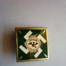 Militaria: PIN INSIGNIA III REICH. Lote 29043430