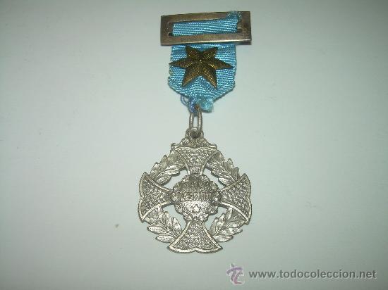 ANTIGUA MEDALLA...AL MERITO. (Militar - Medallas Españolas Originales )