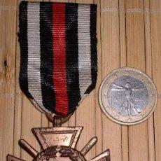 Militaria: MEDALLA PRIMERA GUERRA MUNDIAL ORIGINAL. Lote 29778703