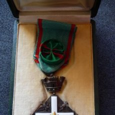 Militaria: (JX-06)ORDEN DEL MERITO DE LA REPUBLICA ITALIANA COMPLETA,MEDALLA,INSIGNIA DE OJAL Y ESTUCHE. Lote 29818121