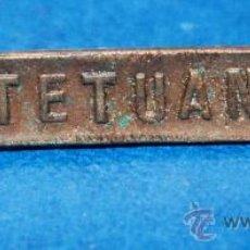 Militaria: PASADOR EN COBRE DE TETUAN. Lote 29942124