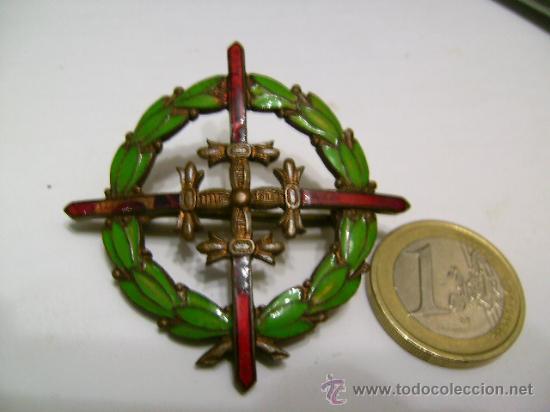 LAUREADA DE SAN FERNANDO (Militar - Medallas Españolas Originales )