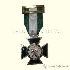 Militaria: CRUZ MERITO GUARDIA CIVIL DISITINTIVO BLANCO. Lote 30136324