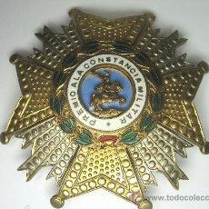 Militaria: GRAN CRUZ DE LA ORDEN DE SAN HERMENEGILDO. Lote 30189151