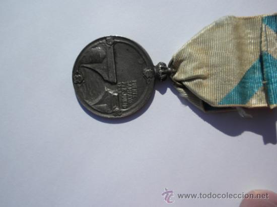Militaria: CENTENARIO PUENTE DE SAMPAYO. cat: PLATA - Foto 2 - 30746882