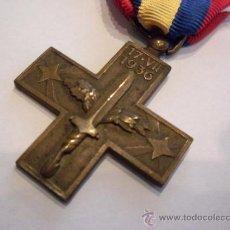 Militaria: CRUZ DE GUERRA, ITALIA, GUERRA CIVIL,. Lote 31303139