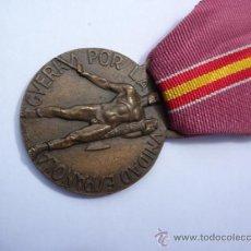 Militaria: CAMPAÑA DE ESPAÑA MOD:LORIOLI. ITALIA, GUERRA CIVIL.. Lote 31303413