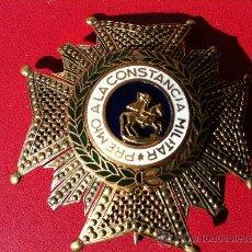 Militaria: PLACA CRUZ DE SAN HERMENEGILDO CALADA. Lote 31464863
