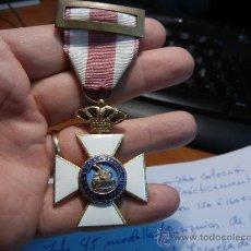 Militaria: CRUZ DE SAN HERMENEGILDO. ÉPOCA DE FRANCO.. Lote 57374674