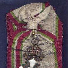 Militaria: BULGARIA. ORDEN AL MÉRITO CIVIL. BANDA DE LA GRAN CRUZ. 2º MODELO.. Lote 31751084