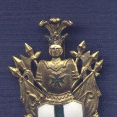 Militaria: INSIGNIA DE LA MILITAR Y HOSPITALARIA ORDEN DE SAN LÁZARO DE JERUSALÉN.. Lote 31893533