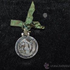 Militaria: ANTIGUA MEDALLA CATALANA DE LA SOCIEDAD CORAL LO DESAROLLO, EN PLATA.. Lote 31770411