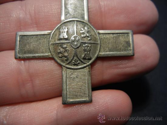 Militaria: Cruz del Mérito Militar. Época de Alfonso XIII. - Foto 3 - 31921296