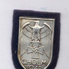 Militaria: ESCUDO DE BRAZO. CHOLM. Lote 32140902
