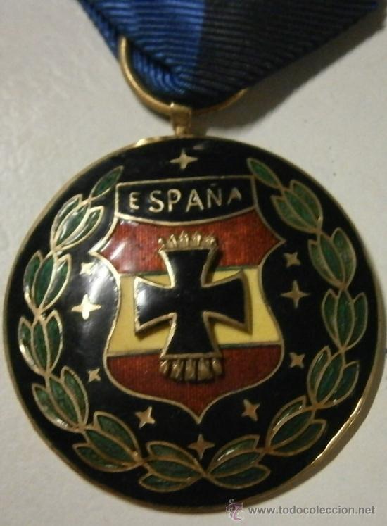 Militaria: Medalla viudas de la división azul, pasador plateado, Rusia 1941 - Foto 2 - 32329049