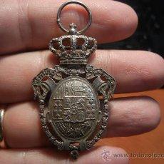 Militaria: MEDALLA DEL INSTITUTO DE PREVISIÓN NACIONAL. MEDALLA DE PLATA. CALIDAD PLATA. ÉPOCA DE ALFONSO XIII.. Lote 33454586