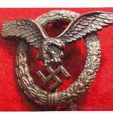 Militaria: EJERCITO ALEMAN,III REICH,DISTINTIVO PILOTO DE COMBATE LUFTWAFFE,CRUZ DE HIERRO,DIVISION AZUL. Lote 33652197