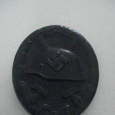 Militaria: DISTINTIVO HERIDOS I CATEGORÍA (NEGRO) (ALEMANIA) TERCER REICH EBC. Lote 33834728
