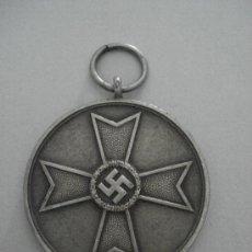 Militaria: MEDALLA CRUZ DEL MÉRITO DE GUERRA 1939 (ALEMANIA) TERCER REICH MBC+. Lote 33838800