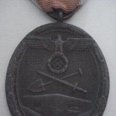 Militaria: DEFENSA DE LA LÍNEA SIGFRIDO (MURO DEL OESTE) 1939 ALEMANIA TERCER REICH SC. Lote 33984389