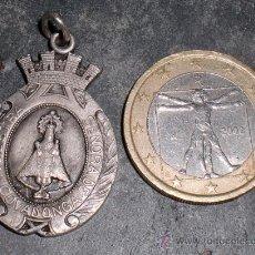 Militaria: MEDALLA DE PLATA COVADONGA CON CORONA REPUBLICANA. Lote 34513076
