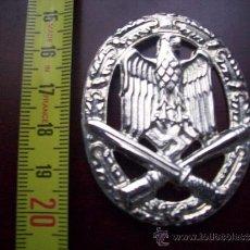 Militaria: III REICH: CONDECORACION DE ASALTO GENERAL. Lote 34538180