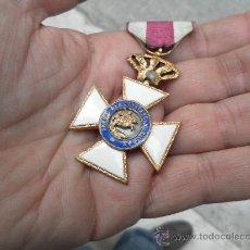 Militaria: CRUZ DE SAN HERMENEGILDO. ÉPOCA DE JUAN CARLOS I.. Lote 34999333