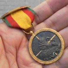 Militaria: MEDALLA DE LA CAMPAÑA. RETAGUARDIA. Lote 35183646
