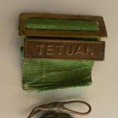 Militaria: MEDALLA DE MARRUECOS. PASADOR TETUAN.. Lote 35184040