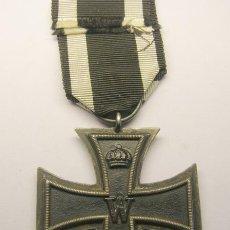 Militaria: MEDALLA CRUZ DE HIERRO DE 2ª CLASE, 1ª GUERRA MUNDIAL. ORIGINAL.. Lote 35186267