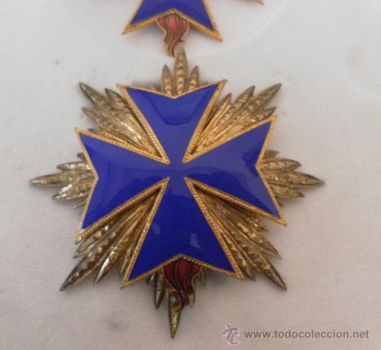Militaria: Gran cruz de orden San Salvador y Santa Brígida de Suecia. - Foto 3 - 35465110