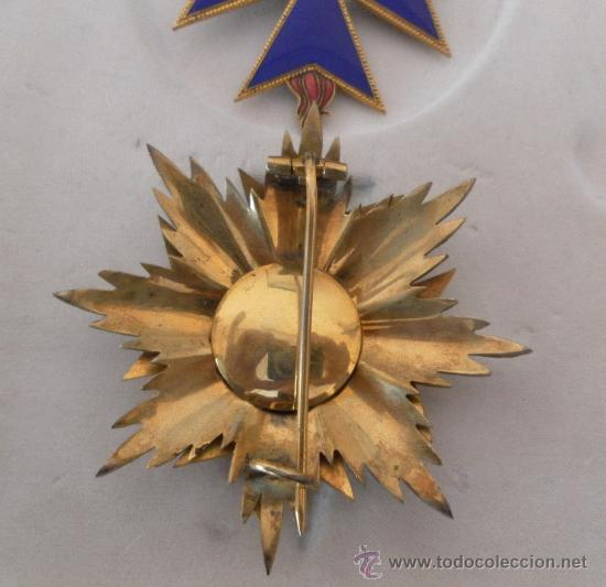 Militaria: Gran cruz de orden San Salvador y Santa Brígida de Suecia. - Foto 7 - 35465110