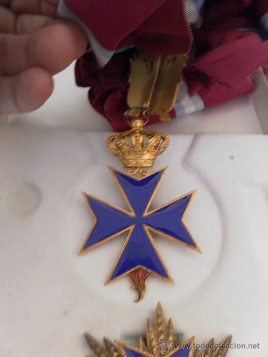 Militaria: Gran cruz de orden San Salvador y Santa Brígida de Suecia. - Foto 9 - 35465110