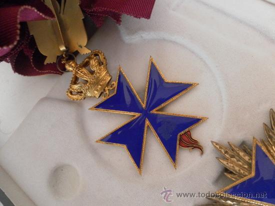 Militaria: Gran cruz de orden San Salvador y Santa Brígida de Suecia. - Foto 10 - 35465110