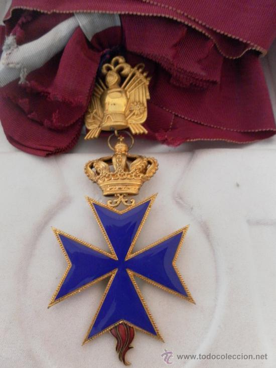 Militaria: Gran cruz de orden San Salvador y Santa Brígida de Suecia. - Foto 11 - 35465110