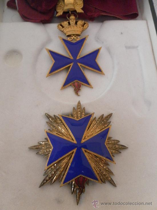 Militaria: Gran cruz de orden San Salvador y Santa Brígida de Suecia. - Foto 12 - 35465110