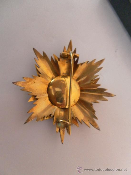 Militaria: Gran cruz de orden San Salvador y Santa Brígida de Suecia. - Foto 13 - 35465110