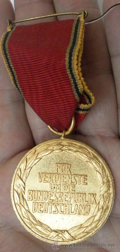 Militaria: Alemania. Medalla al Mérito Militar. - Foto 2 - 35661933