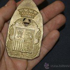 Militaria: MEDALLA DE PERITO MERCANTIL, ANTIGUA, A RECORTAR. Lote 35787027