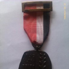 Militaria: MEDALLA INSTITUTO NACIONAL DE INDUSTRIA. ESPAÑA ÉPOCA DE FRANCO. 1941-1975. PLUS ULTRA. INI. BRONCE. Lote 36056862