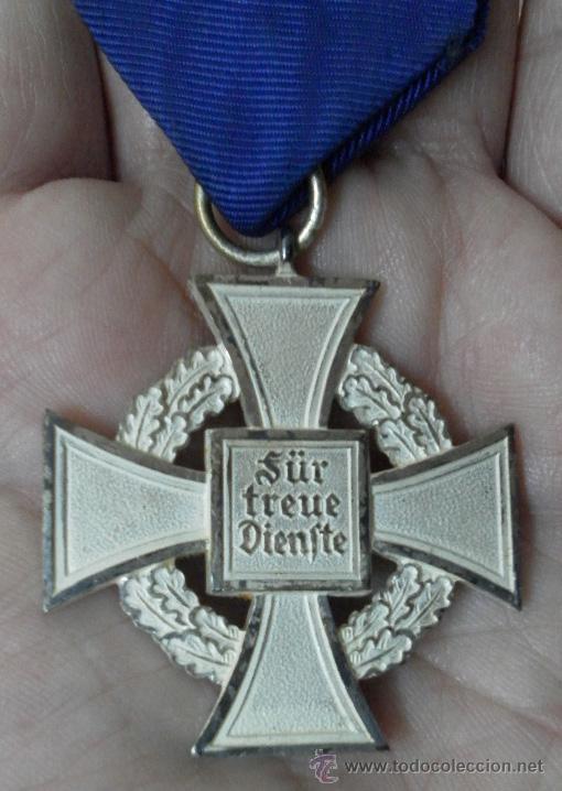 Militaria: Alemania. Medallas por años de servicio en el partido. II Guerra Mundial. - Foto 9 - 36375396