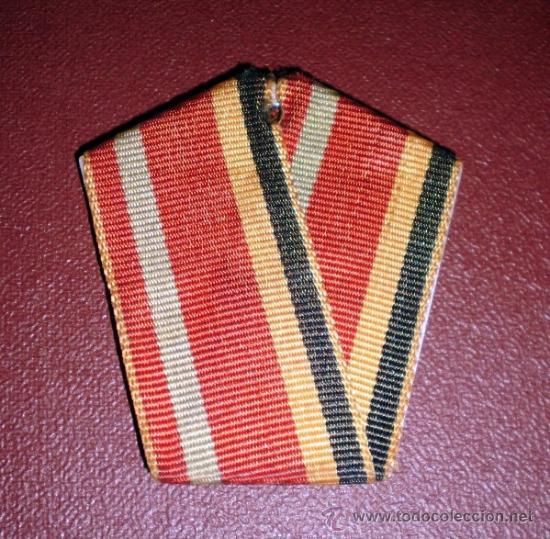CINTA PASADOR DE MEDALLA (Militar - Cintas de Medallas y Pasadores)