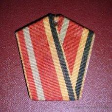 Militaria: CINTA PASADOR DE MEDALLA . Lote 36434258