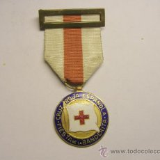 Militaria: MEDALLA CRUZ ROJA, FIESTA DE LA BANDERITA... Lote 36575401