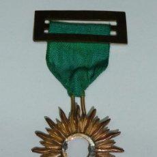 Militaria: ANTIGUA MEDALLA ESPAÑOLA A IDENTIFICAR. Lote 36990194