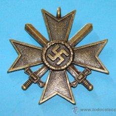 Militaria: MEDALLA ALEMANIA III REICH. CRUZ DE MALTA VERSIÓN BRONCE. ESVÁSTICA - 1939. CRUZ DE HONOR NS.. Lote 166903173