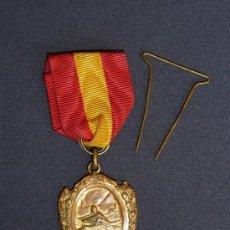 Militaria: ANTIGUA MEDALLA DEL REAL CLUB MARITIMO DE BARCELONA, 1924. Lote 37082211